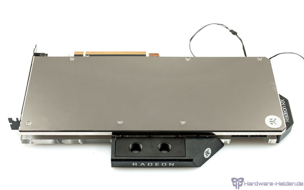 EK-Quantum Vector RX 6800/6900 D-RGB montage