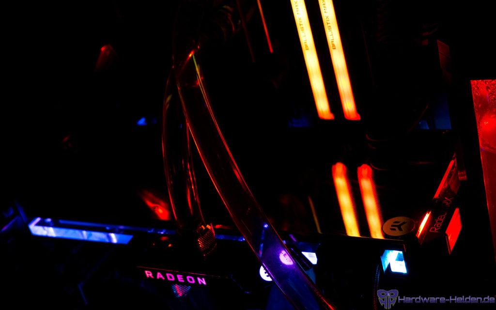 EK-Quantum Vector RX 6800/6900 D-RGB beleuchtung