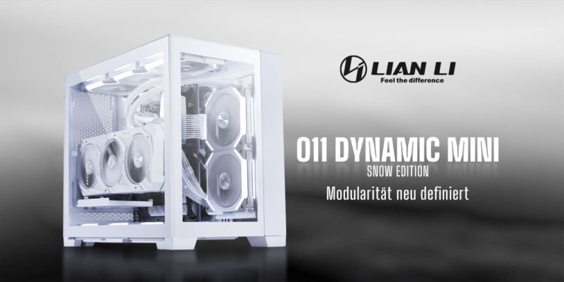 Lian Li O11 Dynamic Mini Snow Edition kaufen