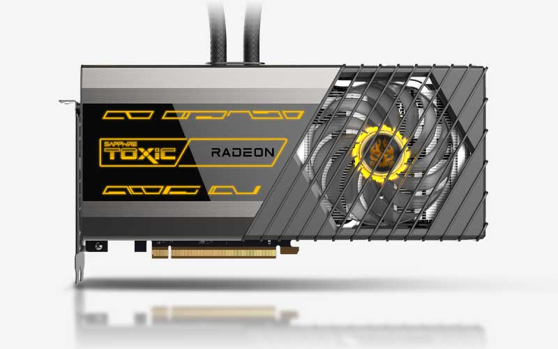Sapphire TOXIC AMD Radeon RX 6900 XT Extreme Edition