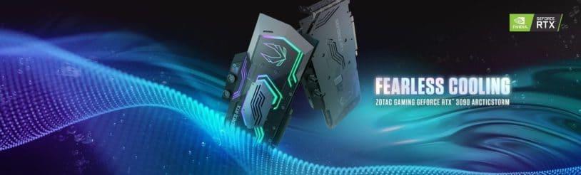 Zotac ArcticStorm GeForce RTX 3090