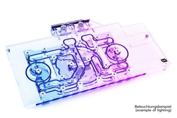 Sapphire Nitro+ Radeon RX 6800 OC waterblocl alphacool