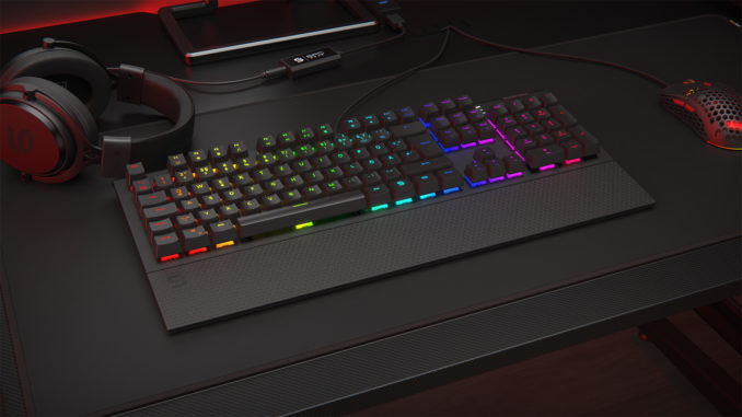 SPC Gear GK650K