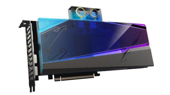 Gigabyte Aorus Radeon RX 6900 XT Xtreme Waterforce WB 16G leak detection