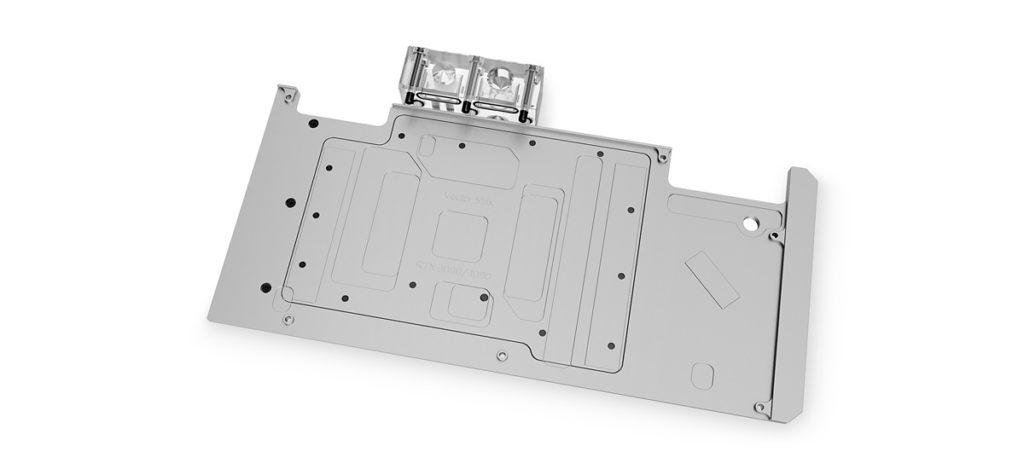 EK-Quantum Vector Strix RTX 3080/3090 Active Backplates plexi