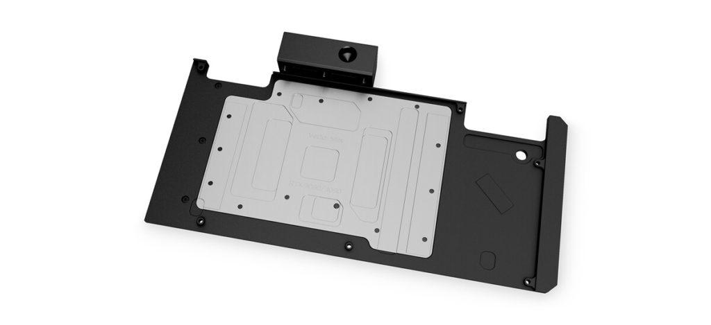 EK-Quantum Vector Strix RTX 3080/3090 Active Backplates pom acetal