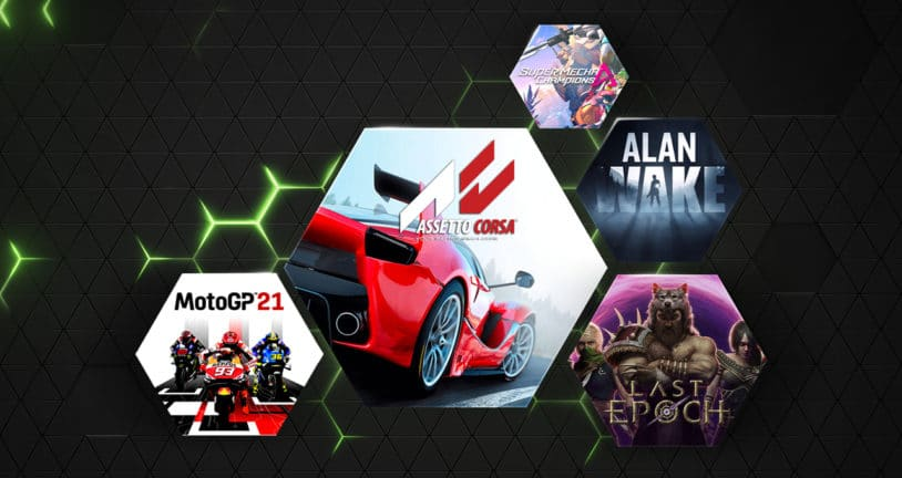 GeForce Now 2021 Games