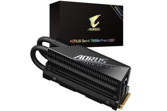 Gigabyte AORUS Gen 4 7000s Prem. SSD