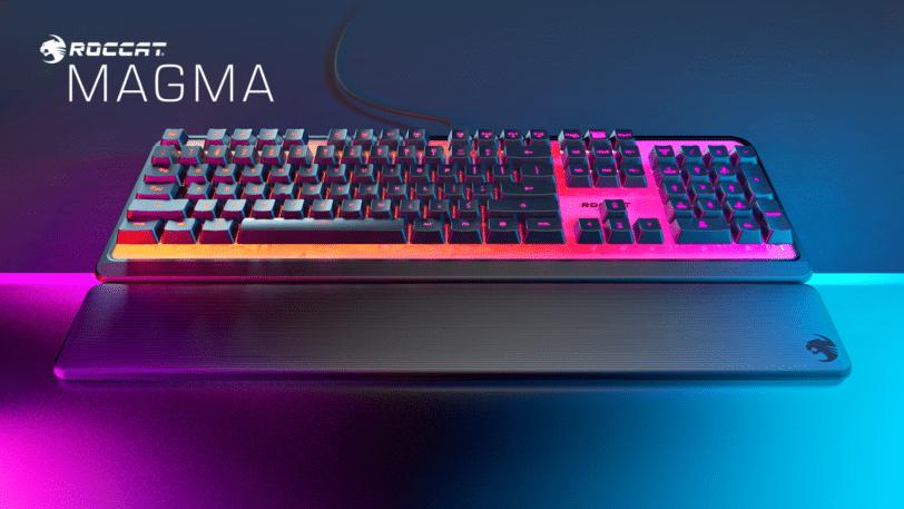 Roccat Magma RGB Gaming Tastatur