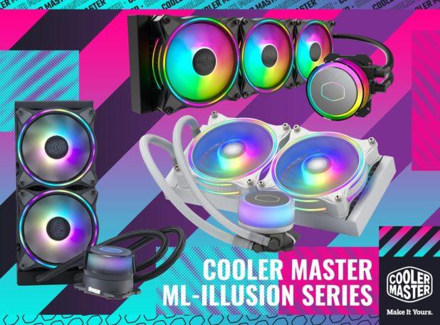 ML-Illusion masterliquid cooler master