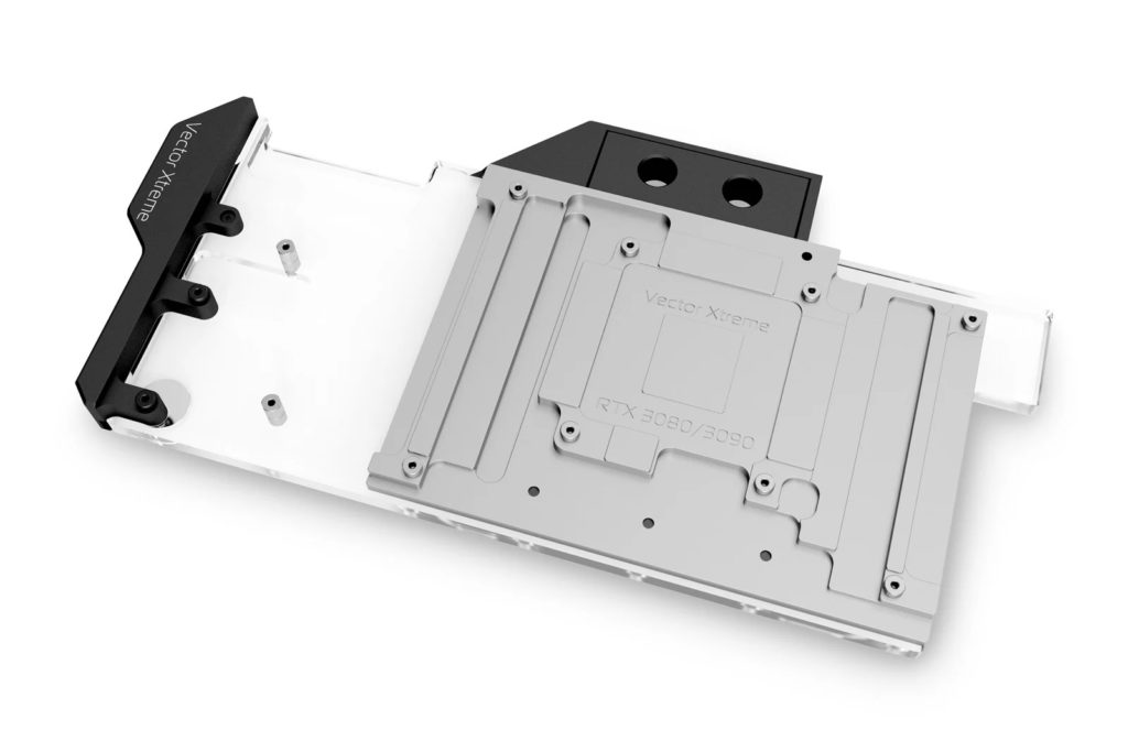 EK hat einen Wasserblock für die Gigabyte AORUS Xtreme- und Master-Editionen der GeForce RTX 30-Serie-Grafikkarten vorgestellt - den EK-Quantum Vector Xtreme RTX 3080/3090 D-RGB.