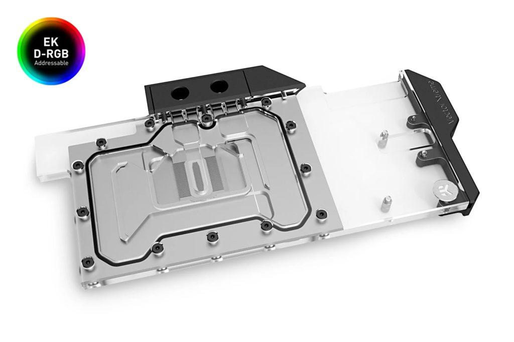 EK hat einen Wasserblock für die Gigabyte AORUS Xtreme- und Master-Editionen der GeForce RTX 30-Serie-Grafikkarten vorgestellt - den EK-Quantum Vector Xtreme RTX 3080/3090 D-RGB