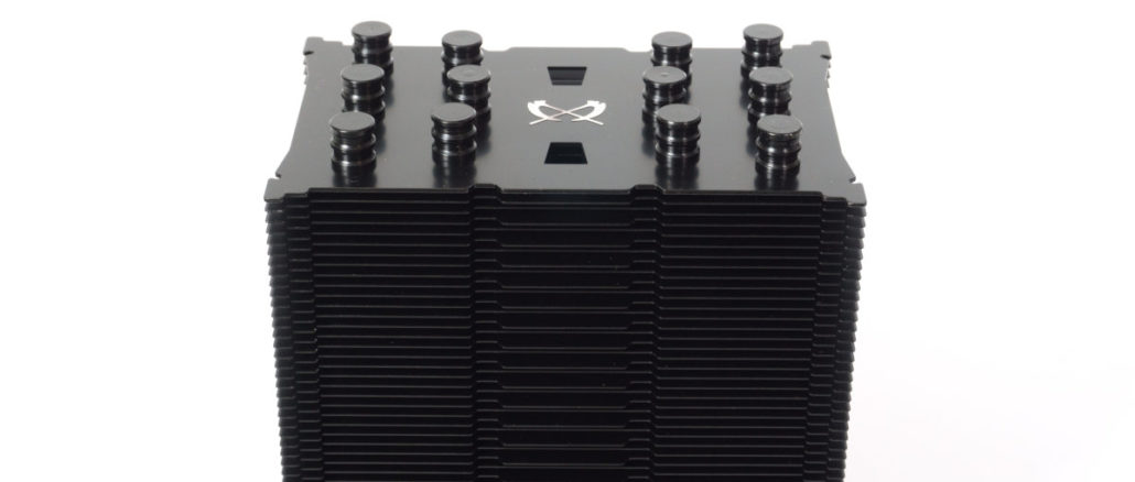 scythe mugen 5 black edition test review