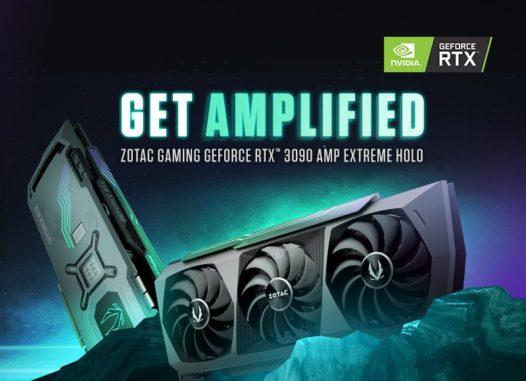 ZOTAC GeForce RTX 3090 AMP Extreme Holo