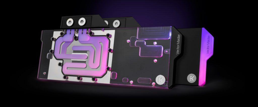 EK-Quantum Vector Master RX 6800XT/6900X