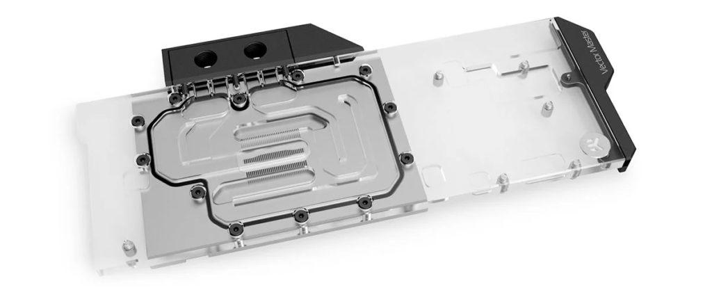 EK-Quantum Vector  Gigabyte Radeon Master RX 6800XT/6900X waterblock