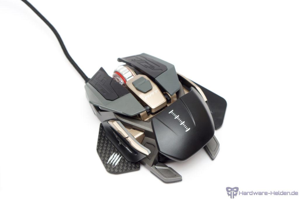 Mad Catz R.A.T. Pro X3 Supreme setup