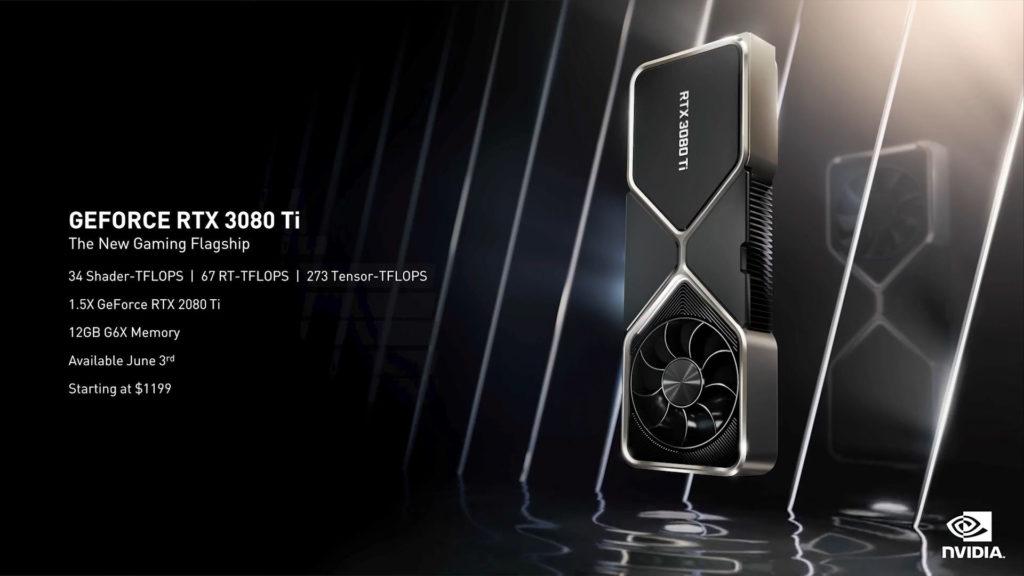 GeForce RTX 3080 Ti (Bild: Nvidia)