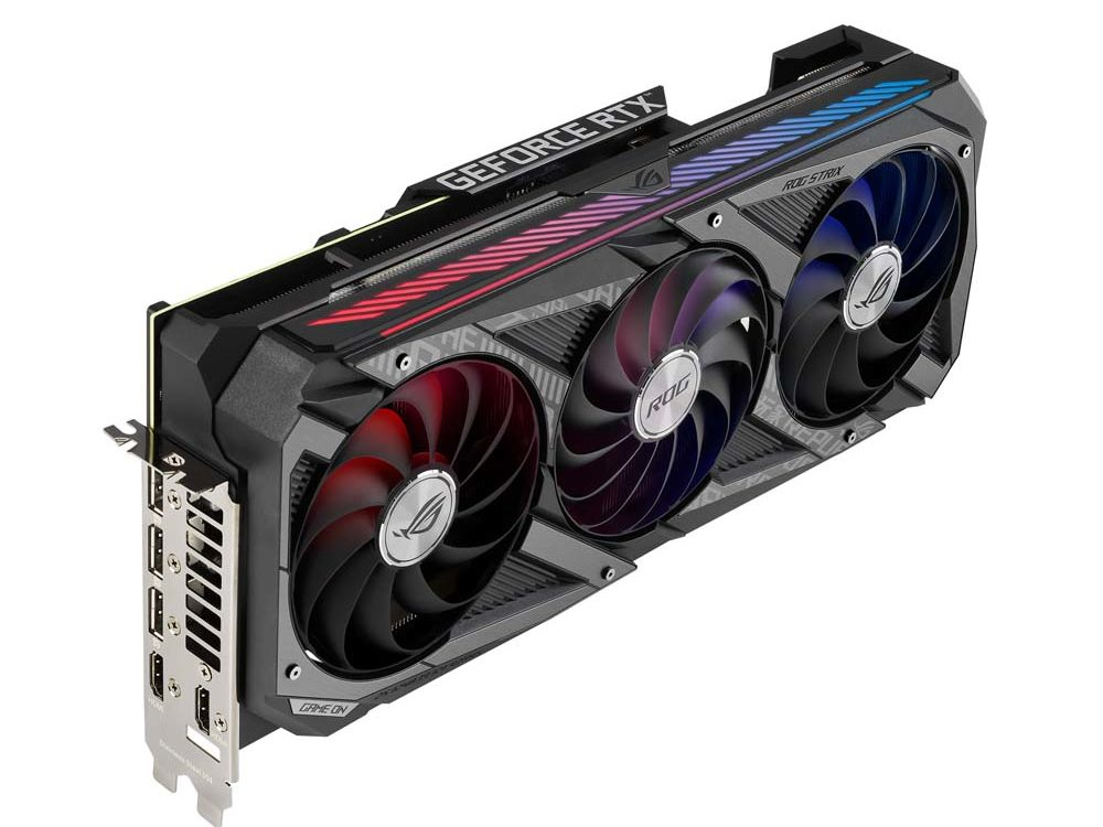 ROG Strix GeForce RTX 3080 Ti