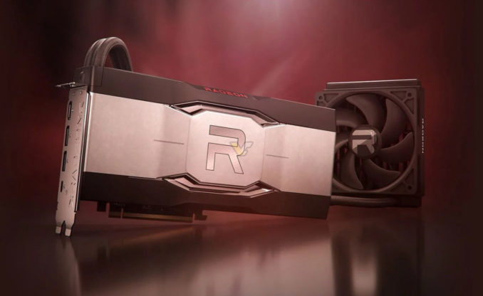 Radeon RX 6900 Liquid Cooled