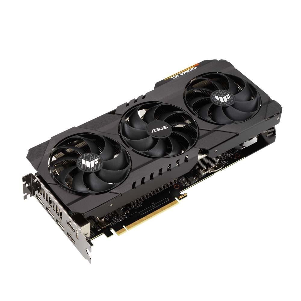 TUF Gaming GeForce RTX 3070 Ti (Bild: ASUS)