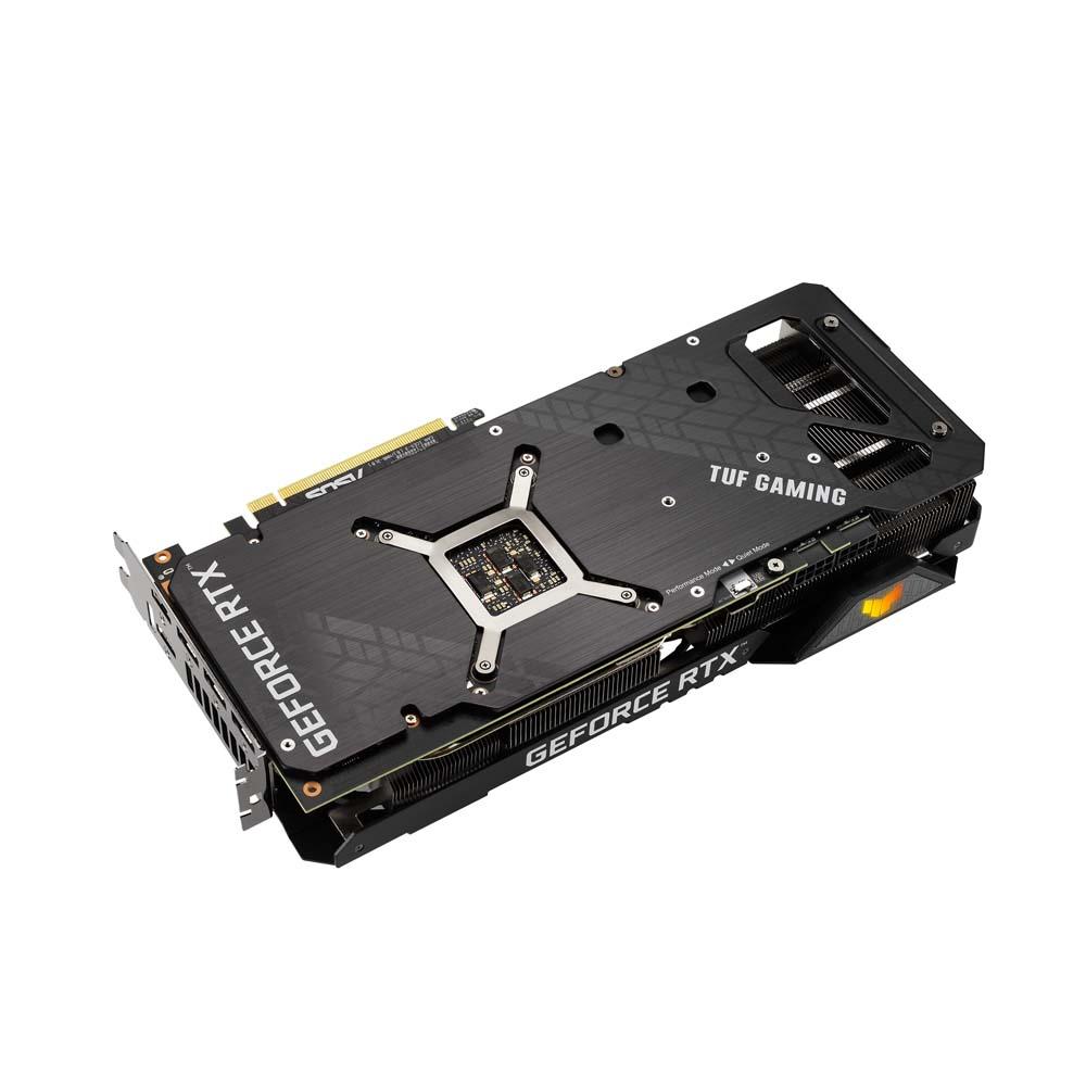 TUF Gaming GeForce RTX 3070 Ti Backplate/Rückseite