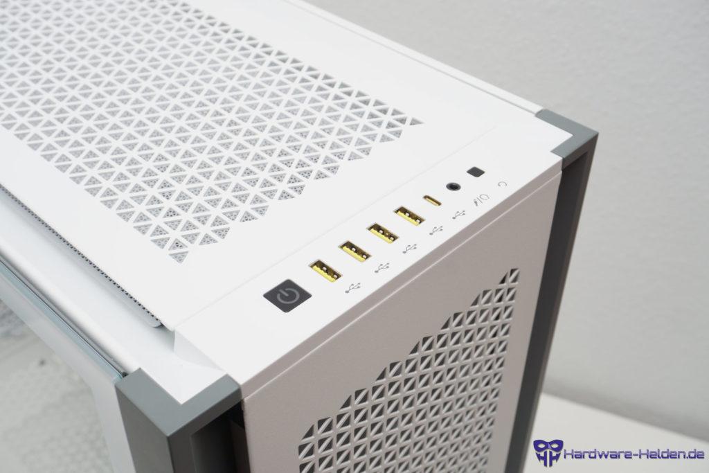 Corsair 7000D Airflow Panel