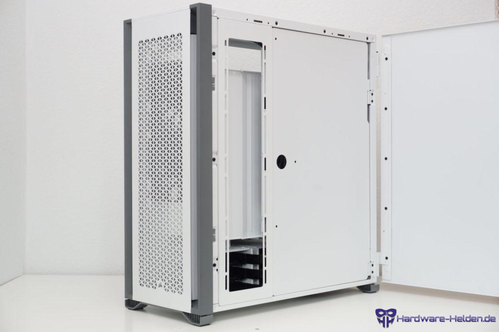 Corsair 7000D Airflow seite