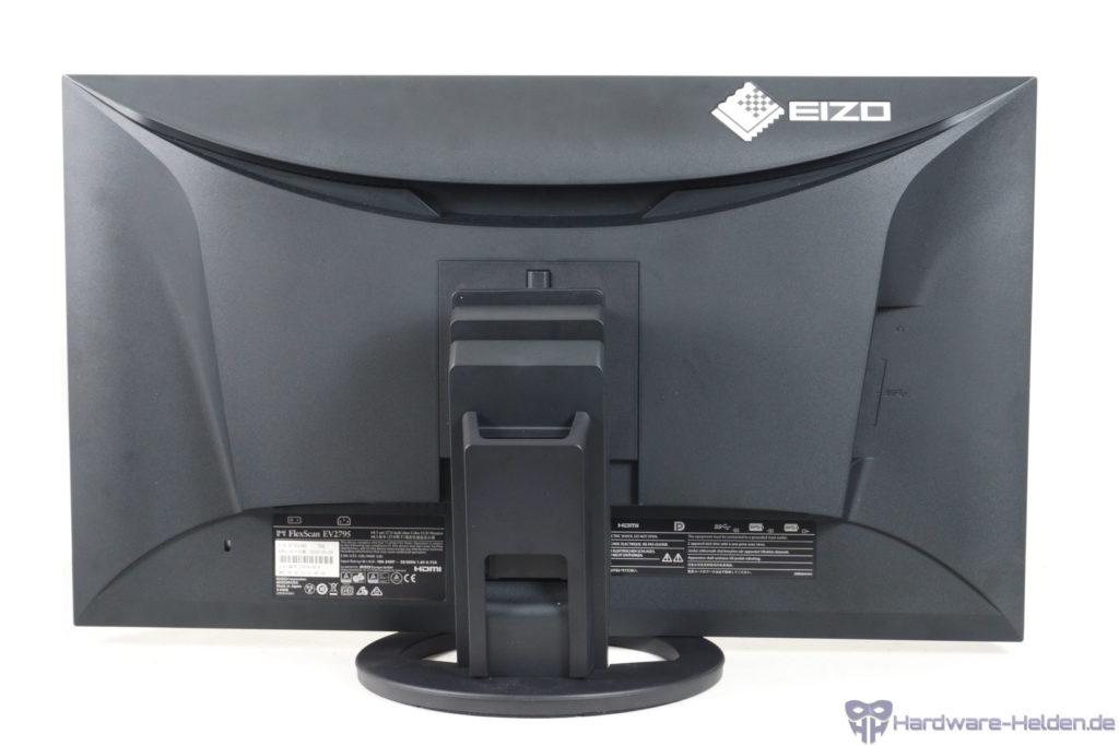 EIZO FlexScan EV2795 rückseite