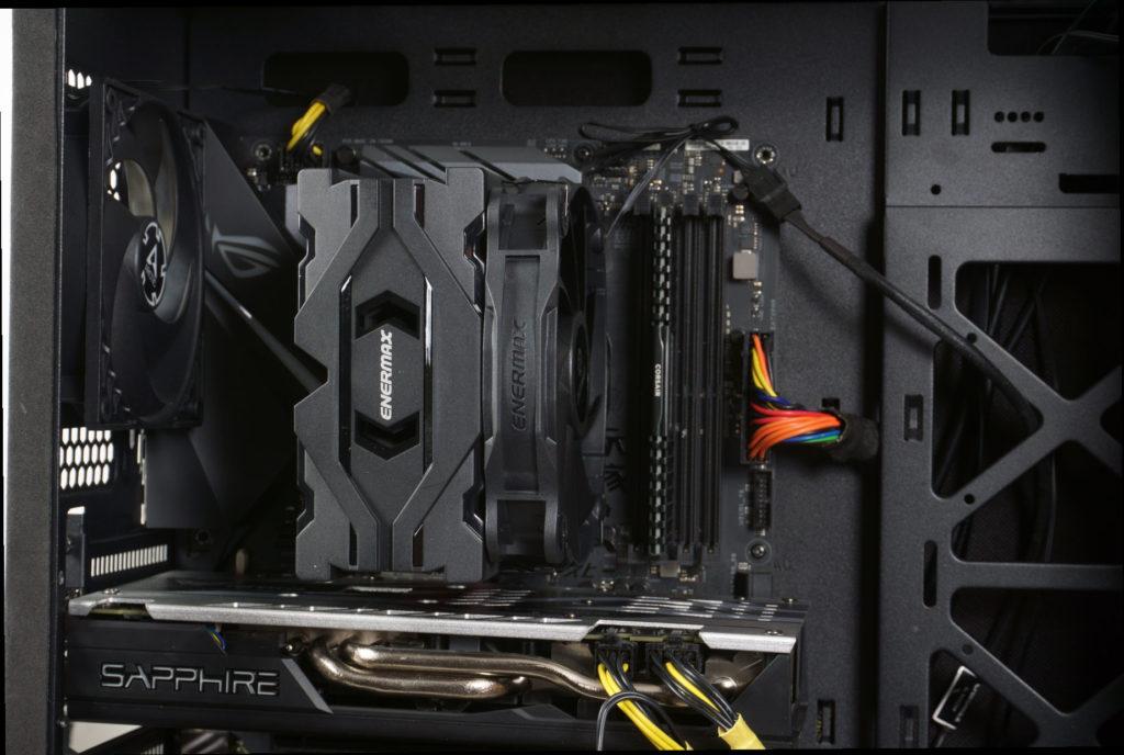 Enermax ETS-F40-FS Solid Black
