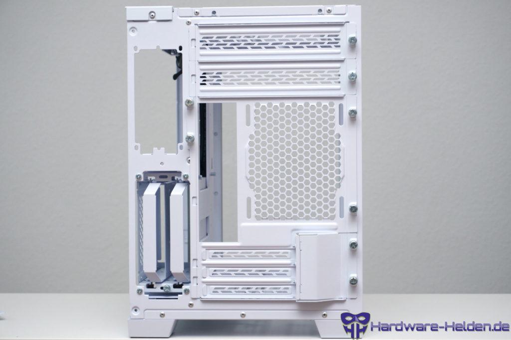 Lian Li O11 Dynamic Mini Snow Edition 3 slots