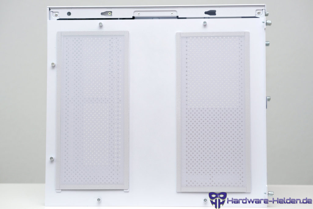 Lian Li O11 Dynamic Mini Snow Edition filter