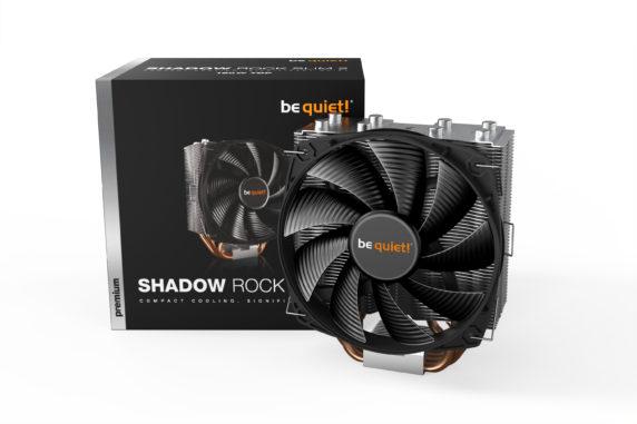 be quiet! Shadow Rock Slim 2 Release