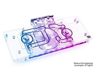 Alphacool Eisblock Aurora Acryl GPX-A Radeon RX 6700 XT