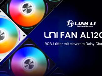Lian Li UNI FAN AL120 Release