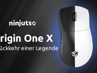Ninjutso Origin One X wireless