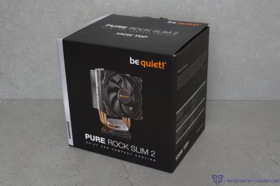 be quiet! pure Rock Slim 2 Verpackung