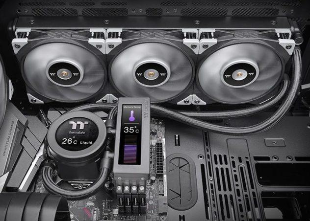 Thermaltake Floe RC Ultra 360 240 RAM CPU