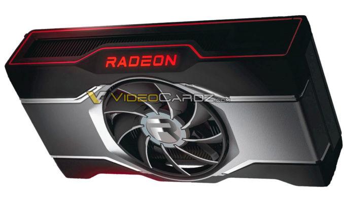 rx 6600 xt render