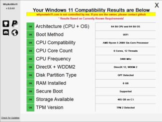 windows 11 check whynotwin11