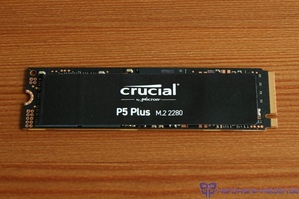 Crucial P5 Plus Test