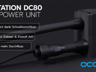 Alphacool Eisstation DC80 AiO Power Unit