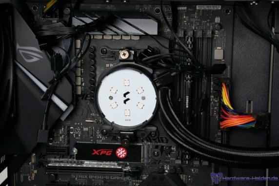 Fractal Design Lumen S36 RGB Deckel