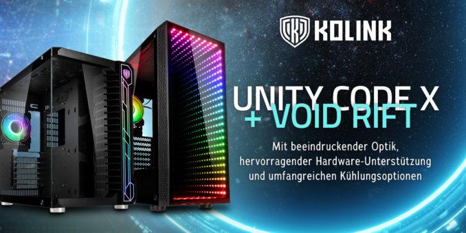Kolink Unity Code X Void Rift