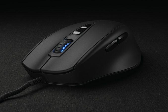 Mionix Castor Avior Naos Pro Gaming Maus