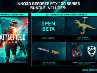 GeForce RTX 3000 Battlefield 2042 Bundle