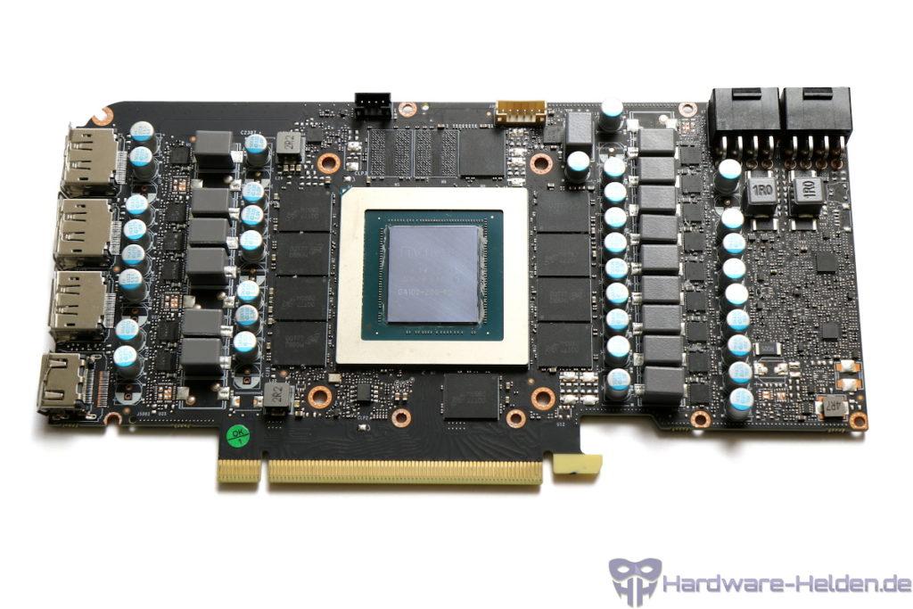 GeForce RTX 3080 ohne Kühler