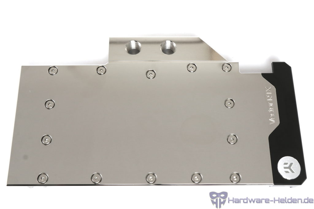 EK-Quantum Vector RTX 3080/3090 Full Nickel Test