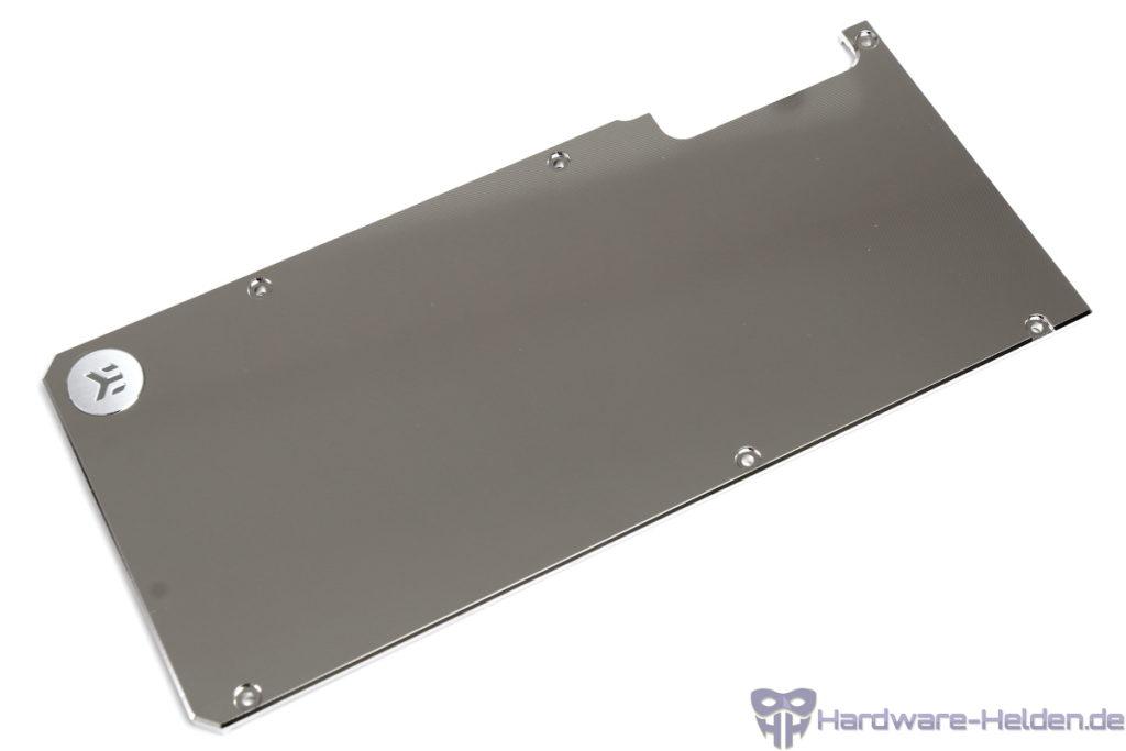 EK-Quantum Vector RTX 3080/3090 passive Backplate