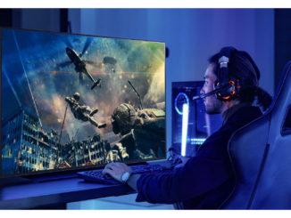 LG OLED 42 Zoll Gaming
